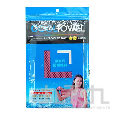 4030 COOL涼感巾-桃