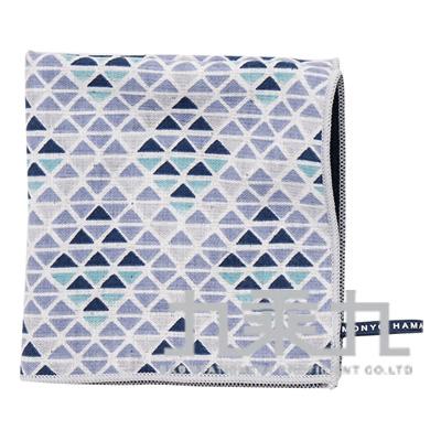 三角紋小方巾 17854 25*25cm