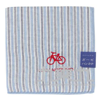 手帕-腳踏車 17968 29*29cm