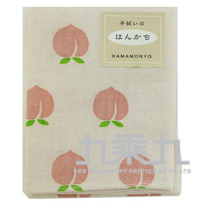 手帕-桃子 18695 34*43cm