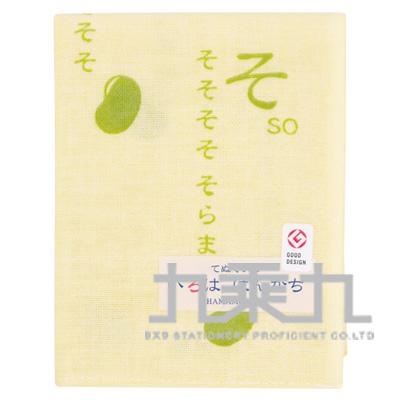 手帕-50音(so) 18544 34*43cm