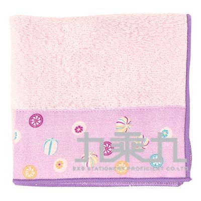 糖果滾滾小方巾 17580 23*23cm