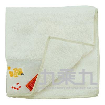 懷舊糖果小方巾 17664 23*23cm