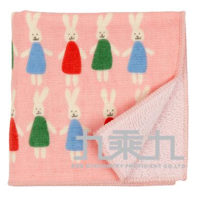 兒童手帕-小兔子 17652 20*20cm