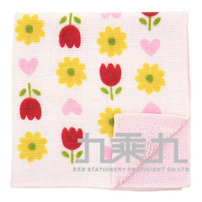 兒童手帕-花朵 17642 20*20cm