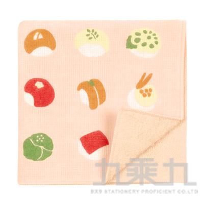 濱紋小方巾 迷你壽司 17864