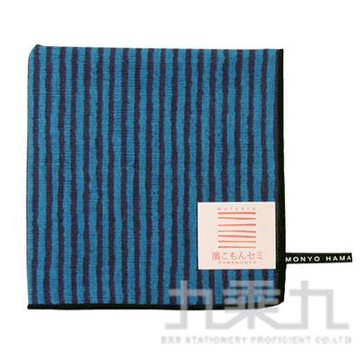 濱紋小方巾 縞紋 17841