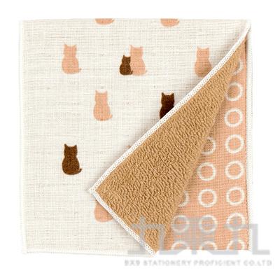毛巾袋 可愛貓咪 17792