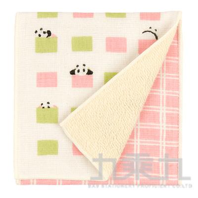 毛巾袋 箱入熊貓 17789