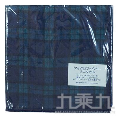 格紋小方巾-翠綠B 17178 25*25cm