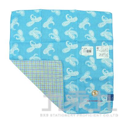 17786刺繡手帕-money 29X29cm
