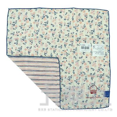 17920刺繡手帕-花籃 29X29cm