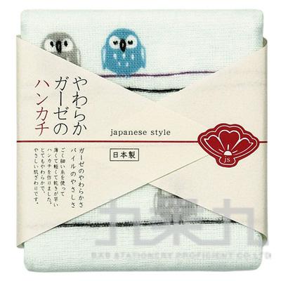 js 新春小方巾-貓頭鷹 JS-3585 160405