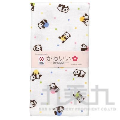 98#js kawaii毛巾-貓熊 JK-556 161103