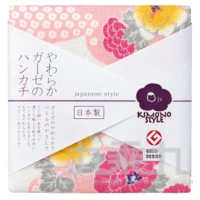 js KIMONO小方巾-花霞 JS-3534 161220