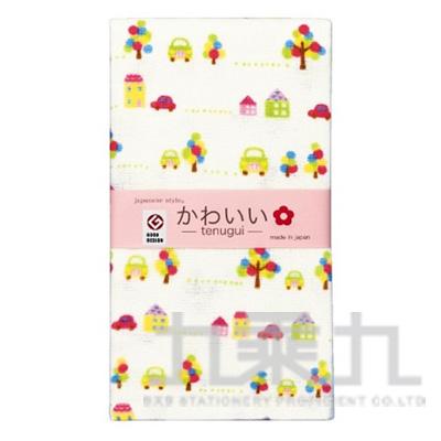 js kawaii毛巾-小房子 JK-5700 161249