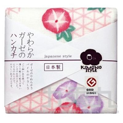 js KIMONO小方巾-牽牛花 JS-35009 161247