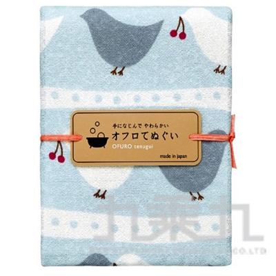 OFURO沐浴巾-布殼鳥 JS-689 161259