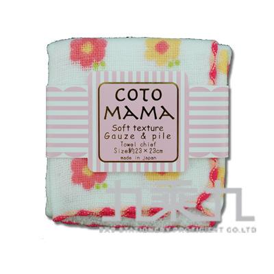 COTOMAMA小方巾-小花 MA-432 121309