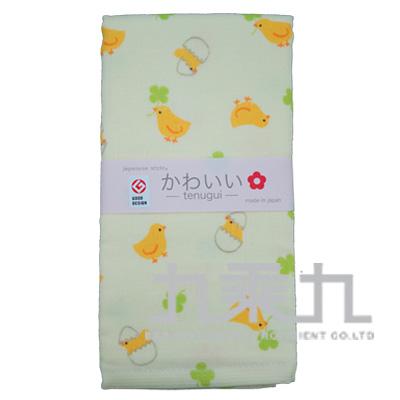 98#js kawaii毛巾-小雞 JK-5703 161308