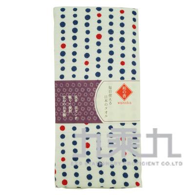 wanoka限定版浴巾-豆點 KI-605 161266