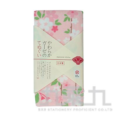 JS-5044 JS-(春) 垂枝櫻花-毛巾34X90