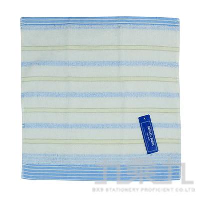 NT-358 ORIGINAL TOWEL果凍藍洗臉毛巾 34x35