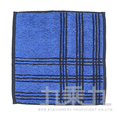 QLT31-20TROUSSEAU 紳士小方巾/格條紋 23x23