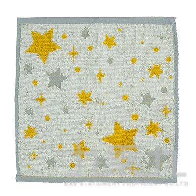 QLT66-18TROUSSEAU 新星小方巾/灰 20x20