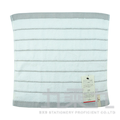 SA-509SALAS 日向洗臉毛巾-灰 34X35