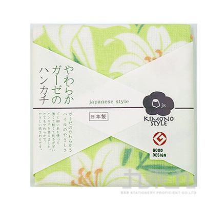 JS KIMONO 朝露小方巾 JS-35038 161356 @350 30x30cm