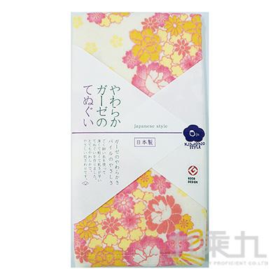 JS KIMONO 花球毛巾 JS-5039 161357 @500 34x90cm