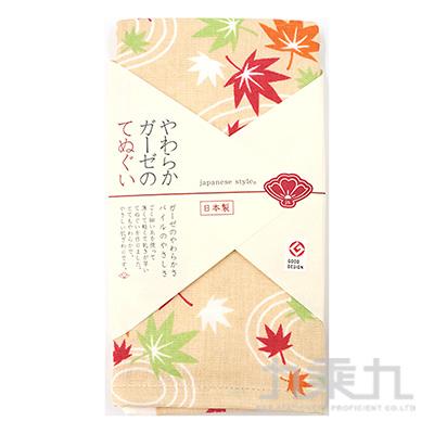 JS STYLE 毛巾-夕紅葉 JS-5053 @500 161430