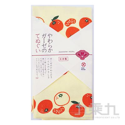 JS STYLE 毛巾-蜜柑 JS-5042 @500 161377