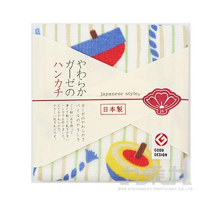 JS STYLE 小方巾-轉陀螺 JS-35055 @350 161435