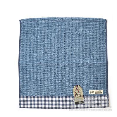 34X35 Salt 桑果方巾 藍 404842 ST-2551