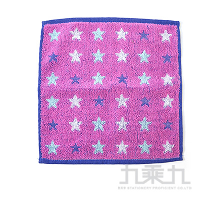 23X23 TROUSSEAU 星星小方巾 粉 405602 QLT79-20