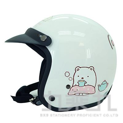 角落小夥伴全罩安全帽