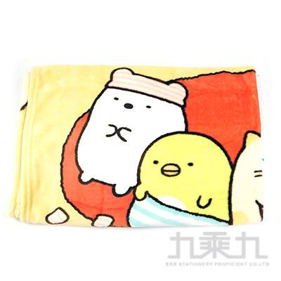 角落生物法蘭絨毯(小)(多款隨機)