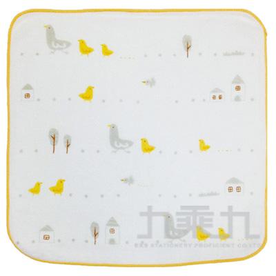 紗布田園小雞小方巾 SG480K(款式多樣,隨機出貨,不挑款)
