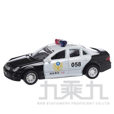 迷你合金車152#警車