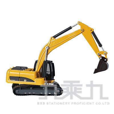1:60 工程合金車-02 挖土機