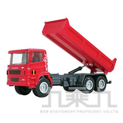 1:60 工程合金車-06 自卸卡車