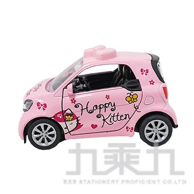 小精靈迴力車-快樂貓
