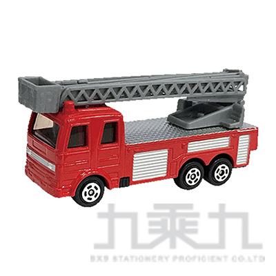 迷你合金車-70#消防雲梯車