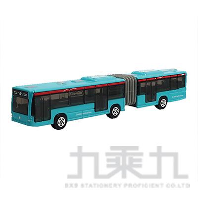 加長合金車101#雙節巴士