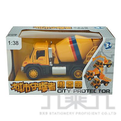 城市守護者-水泥車