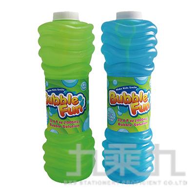 泡泡補充罐1000ml-大