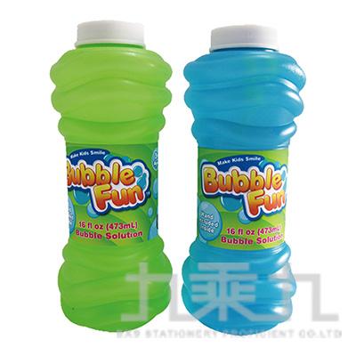 泡泡補充罐473ml-小