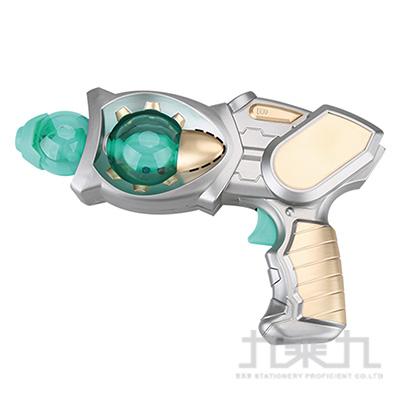 聲光電動太空槍